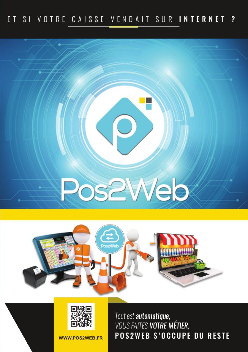 Télcharger la brochure de pos2web